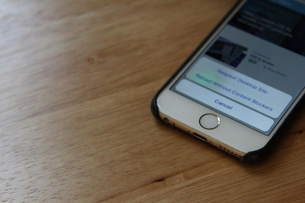 content blockers reload hero Comment afficher la version « bureau » dun site web sur votre iPhone ou votre iPad