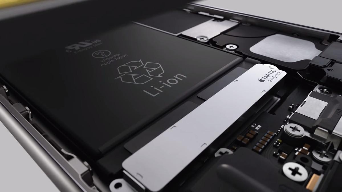 iPhone 6s promotional videoi battery 001 Un rebond des commandes diPhone prévu pour cet été