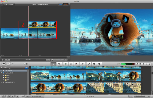imovie e1442476206618 iMovie supporte désormais la 4K !