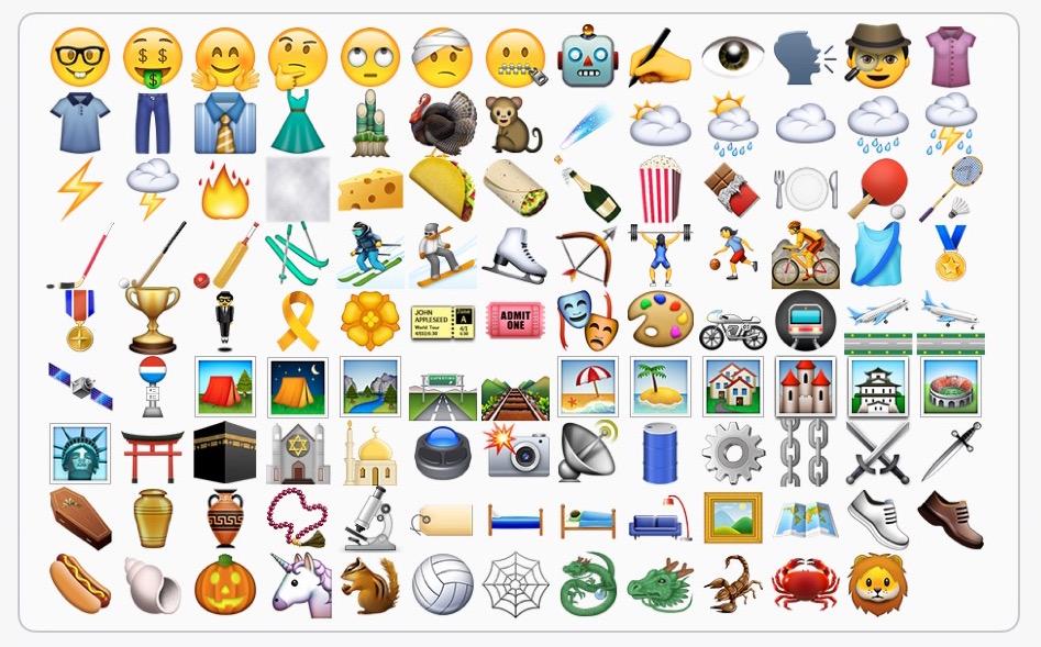 ios 9 1 emojis [TUTO] Installer les émojis diOS 9.1 sur un iPhone/iPad jailbreaké sous iOS 9.0.1/9.0.2