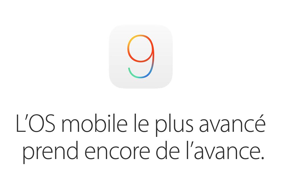 ios91 iOS 9.3 supporte officiellement le non affichage dapps natives