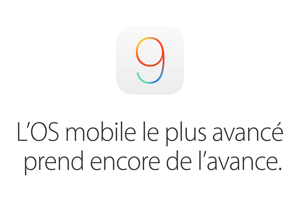 ios91 iOS 9.0.1 est déjà disponible