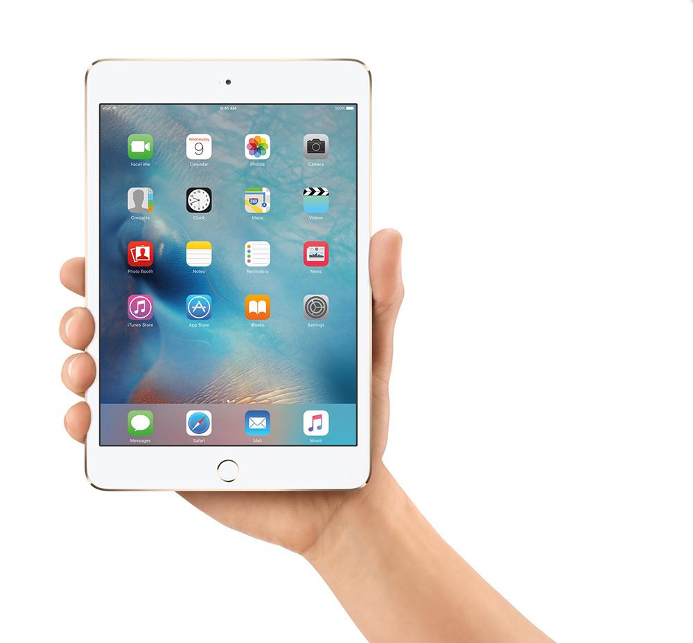 ipad mini 4 Venez découvrir le déballage du nouvel iPad mini 4