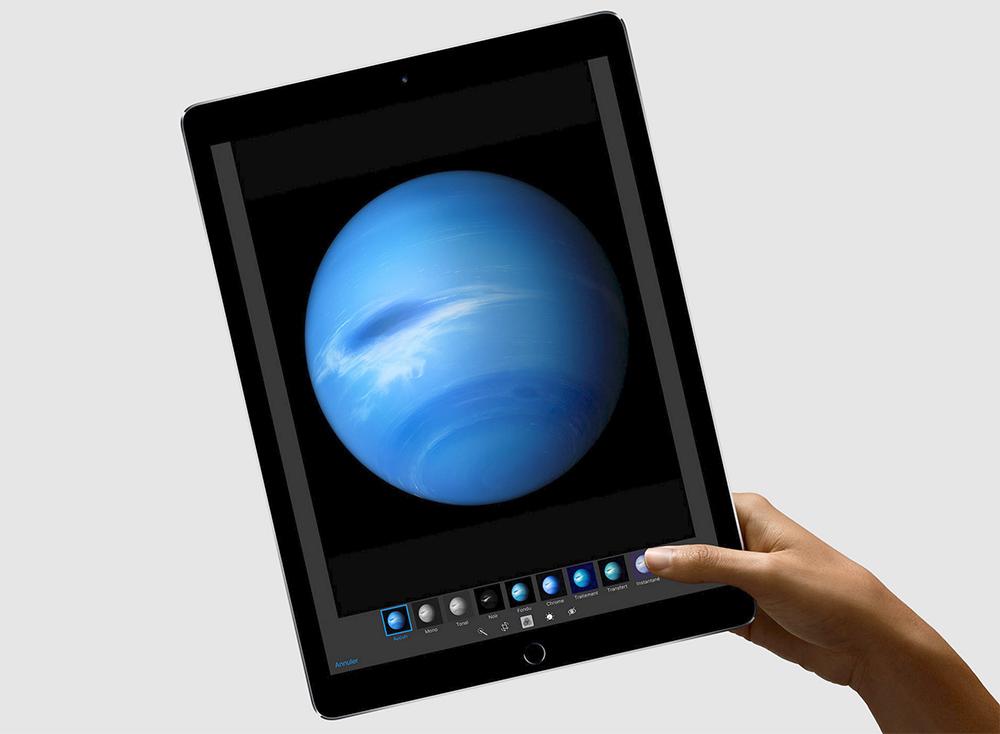ipad pro1 Une quantité réduite diPad Pro pour sa sortie en novembre