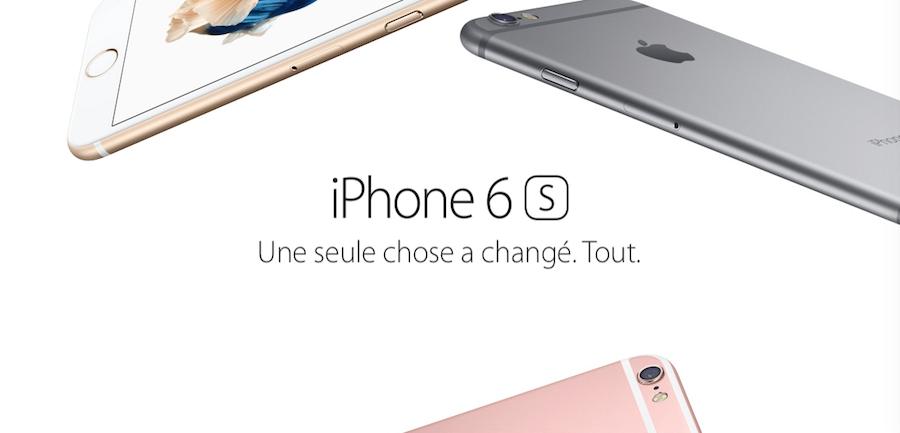 iphone 6 pub Découvrez les premiers tests concluants de liPhone 6s
