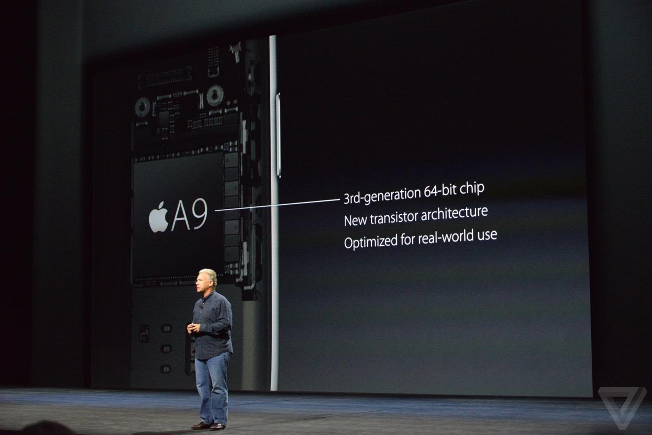iphone 6s caracteristiques Bilan keynote : iPhone 6s, Apple TV 4, iPad Pro, watchOS 2