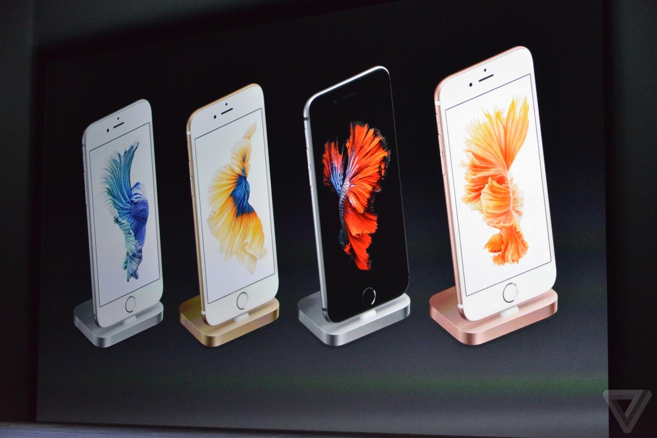 iphone 6s docs Bilan keynote : iPhone 6s, Apple TV 4, iPad Pro, watchOS 2
