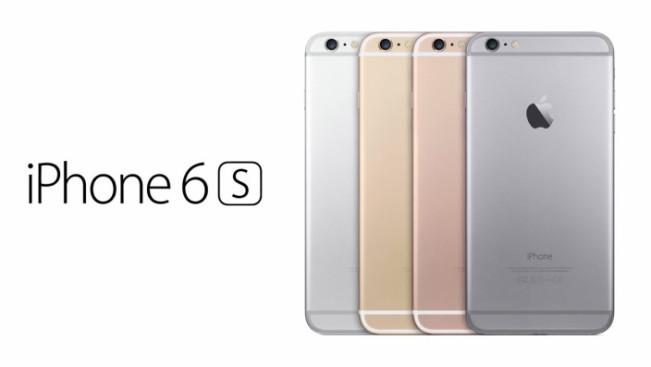 Les iPhone 6s sont plus larges et plus épais