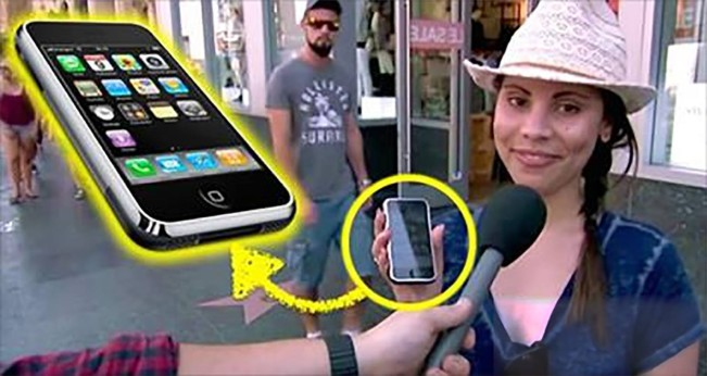 jimmy kennel iphone 6s e1442223052815 Jimmy Kimmel fait passer son iPhone Edge pour un 6s