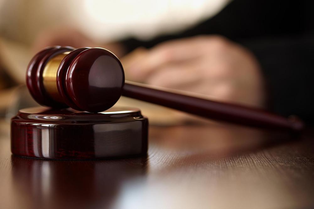 marteau justice Les 234 millions $ à payer par Apple confirmés par une Cour fédérale