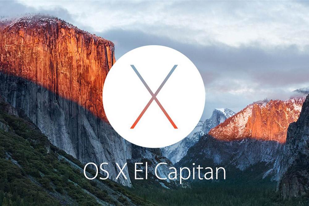 os x el capitan OS X 10.11.2 bêta 5 est de sortie ce soir !