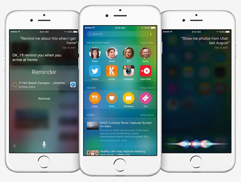 spotlight iOS 9 : Spotlight résout vos problèmes de maths
