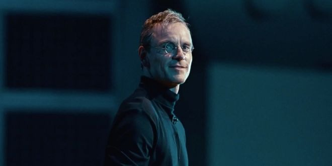 14702 10469 14473 10034 Michael Fassbender Steve Jobs Movie 2015 l l Le dernier biopic de Steve Jobs ne décolle pas