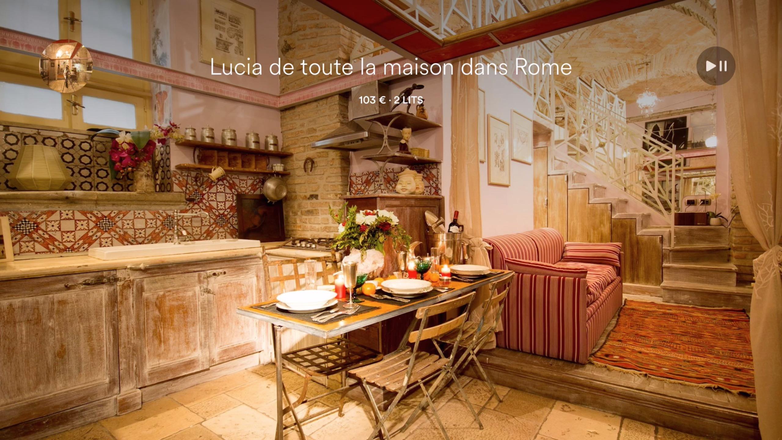 Airbnb for Apple TV 3 [DOSSIER] 5 Applications pour bien démarrer sur lApple TV 4 !