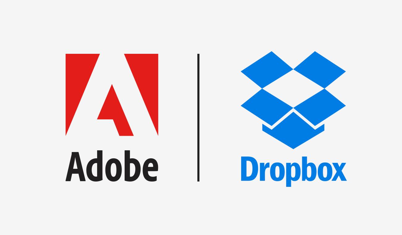 adobe dropbox 10 9 15 Les utilisateurs de Dropbox peuvent maintenant y éditer leurs PDF