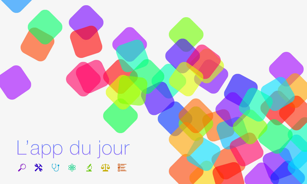 app du jour L'app gratuite du samedi 28 novembre 2015
