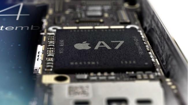 apple a7 e1444819204286 A7 : Apple risque 800 millions $ damende pour viol de brevet