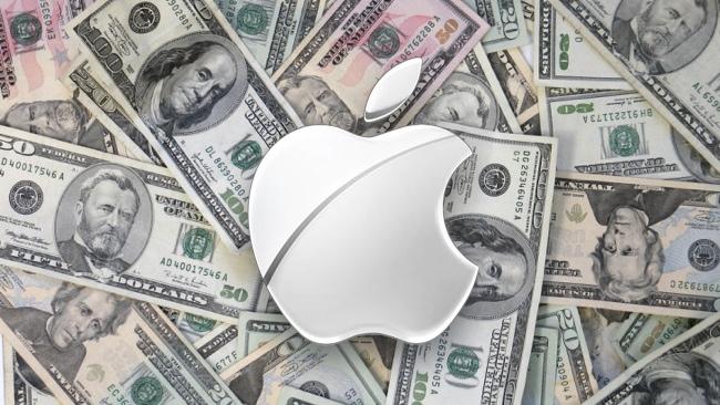 apple argent Épinglé par la DGCCRF Apple menacé de payer 40,5M€ à Orange, SFR, Bouygues et Free