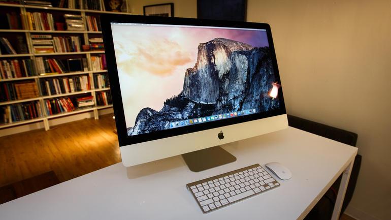 La gamme des iMac 27 pouces passe à la 5K