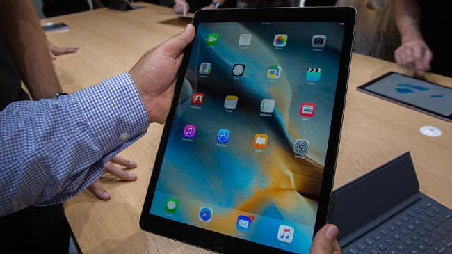 apple ipad pro LiPad Pro disponible le 11 novembre ?