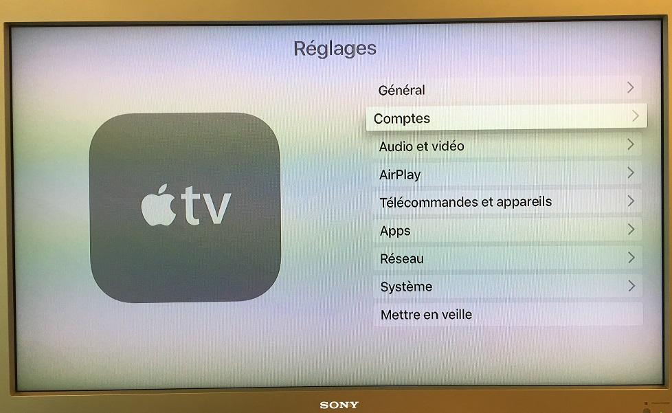 apple tv 1 Astuce : profitez de Siri en Suisse et en Belgique sur lApple TV en 4 étapes !