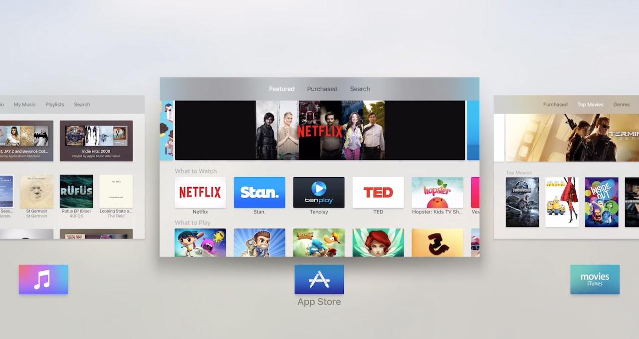 apple tv principal ecran Astuce : profitez de Siri en Suisse et en Belgique sur lApple TV en 4 étapes !