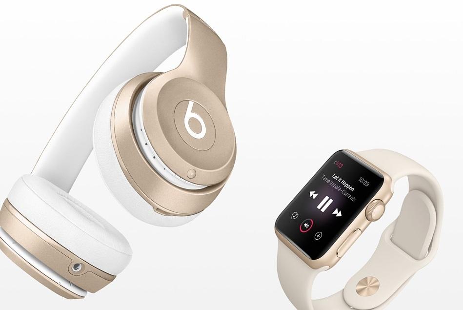 apple watch audio beats 201509 [DOSSIER] Apple atteint un C.A de 51.5 milliards de $ au Q4 2015 !