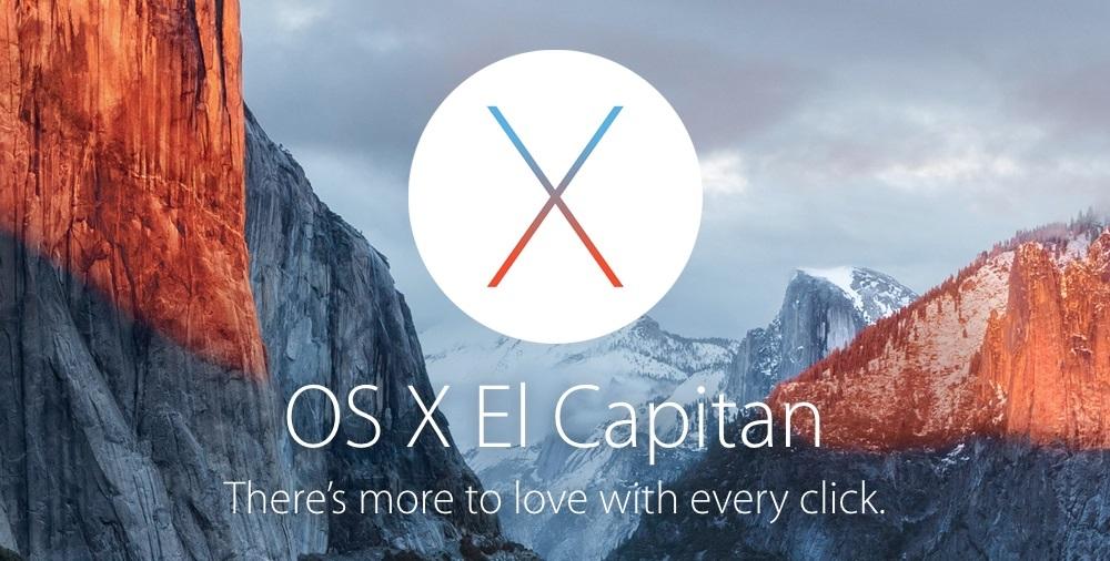 el cap intro Les surprises cachées de la licence d'utilisation dOS X El Capitan