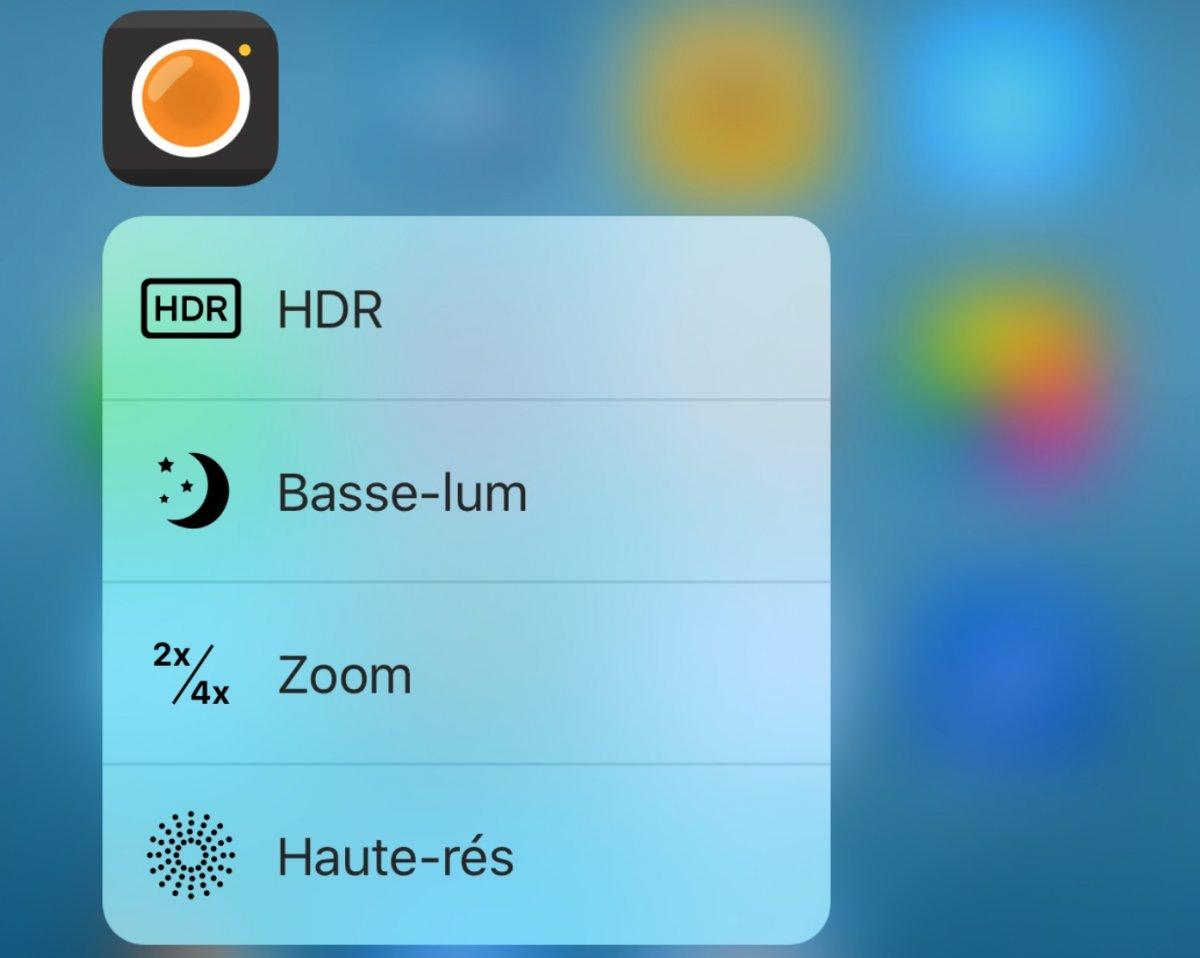 hydra 3D touch Hydra iOS est enfin compatible avec iOS 9 et supporte 3D Touch