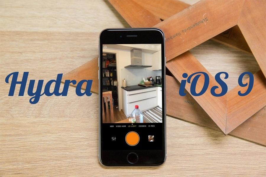 hydra banniere 1 Hydra iOS est enfin compatible avec iOS 9 et supporte 3D Touch