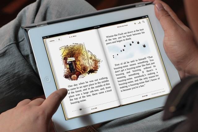 iBooks iPad 640x426 Enfin libre ! Apple échappe enfin à la surveillance antitrust