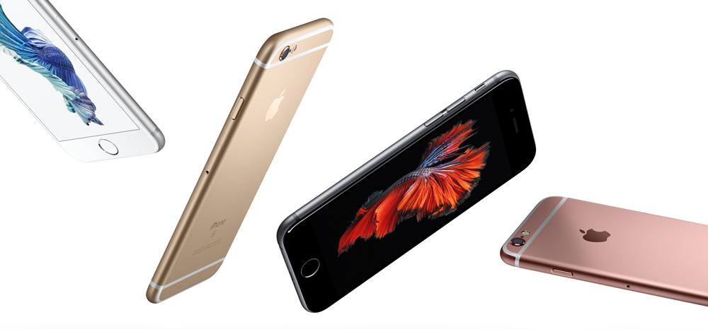 iPhone 6S Les rumeurs sur la faible demande diPhone 6s font plonger les actions dApple