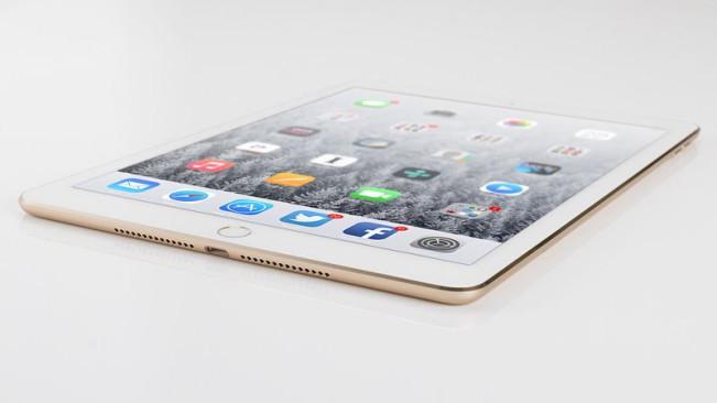 ipad pro e1444122154471 Apple ne croirait pas en liPad Pro