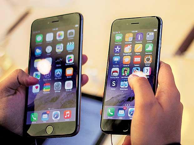 iphone6s On ne se précipite pas pour acheter le nouvel iPhone en Inde