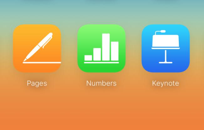 iwork e1444981996582 Apple met à jour sa suite iWork sur iOS et macOS