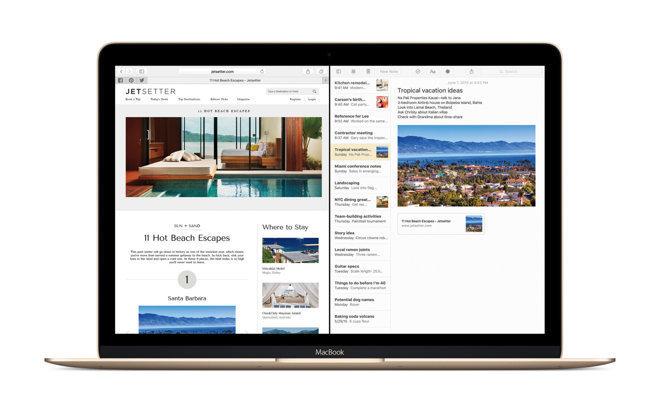 macbook osx el capitan Seconde bêta publique dOSX 10.11.1 disponible !