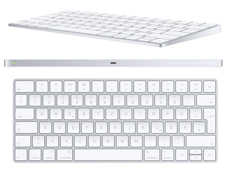 magic keyboard Tout savoir du Magic Keyboard, du Magic Trackpad 2 et de la Magic Mouse 2 dApple