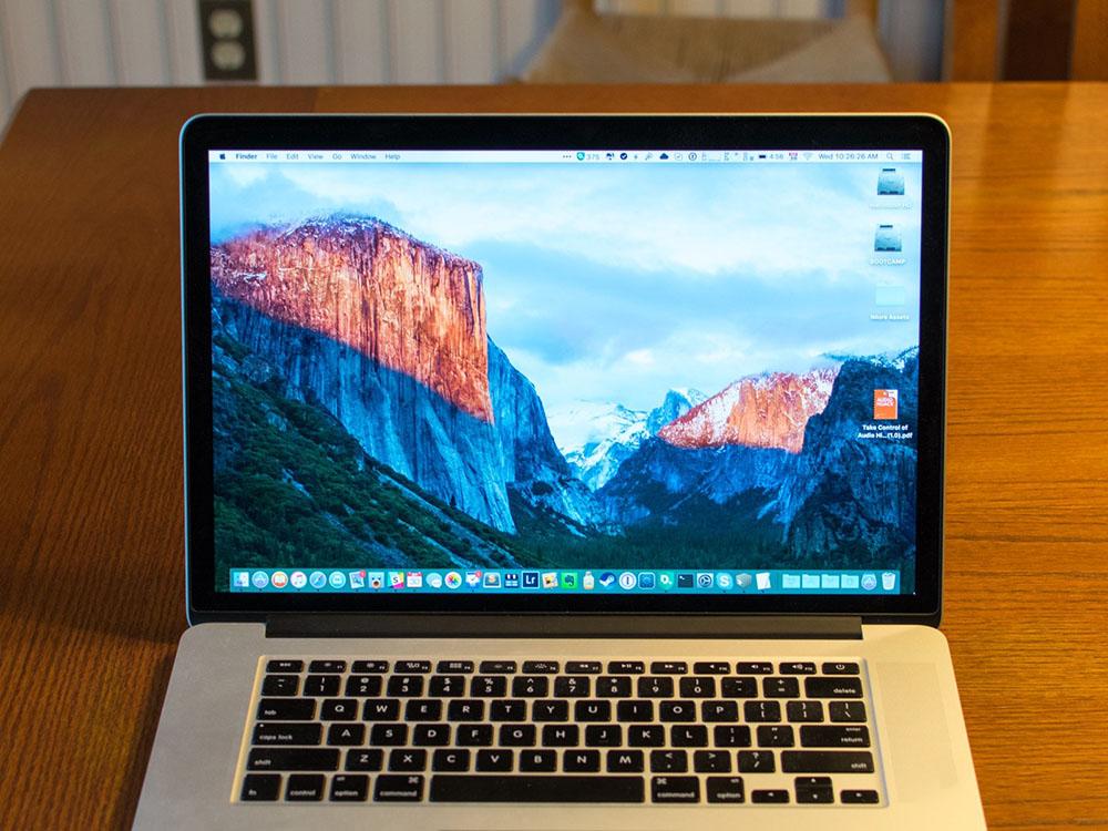 os x el capitan mac hero fixed Apple rend disponible la bêta 4 dOS X 10.11.1 aux developers & testeurs