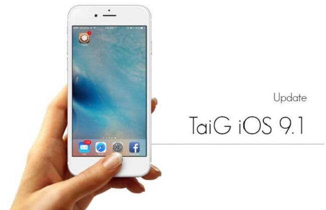 taig ios 9.1 jailbreak iOS 9.1 : la mise à jour est officielle, disponible au téléchargement et bientôt jailbreakée par TaiG