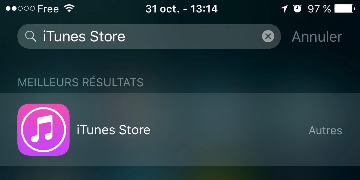 tuto itunes store [TUTO] Retrouver les musiques shazamées avec Siri