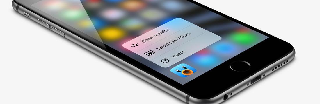 tweetbot4 quick actions 3d touch 1f84e Tweetbot 4 est disponible et voit lavenir en 3D Touch !