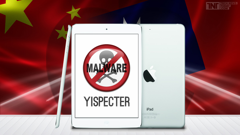 yispecter malware affecting iphone users in china and taiwan heres how to r Un nouveau malware détecté sur les iPhone & iPad en Asie