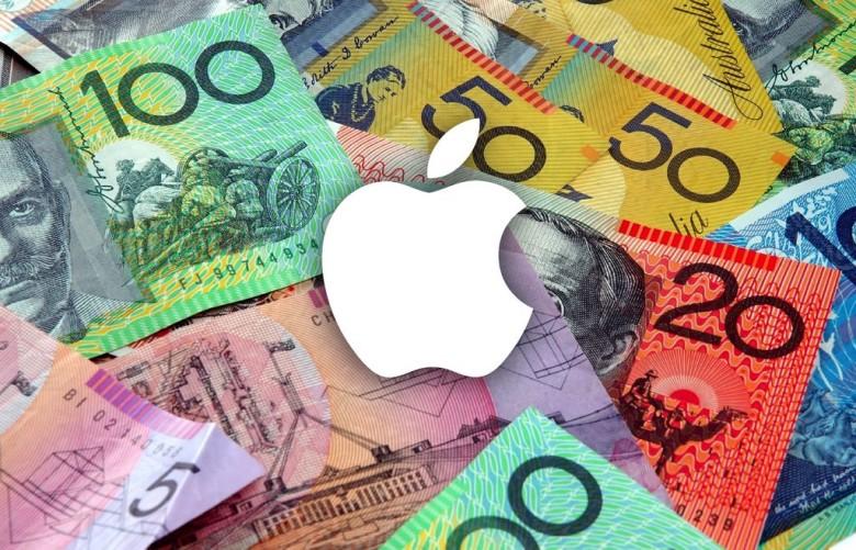 Australian money 780x501 Des banques australiennes font barrage à Apple Pay