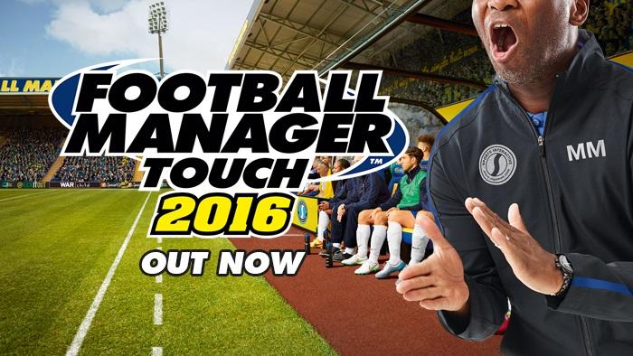 Football Manager Touch 2016 Football Manager Touch 2016 débarque sur iPad !