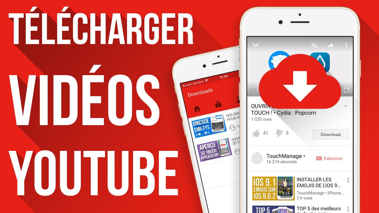 Miniature [Vidéo] Cercube 3 permet de télécharger les vidéos YouTube sur votre iDevice