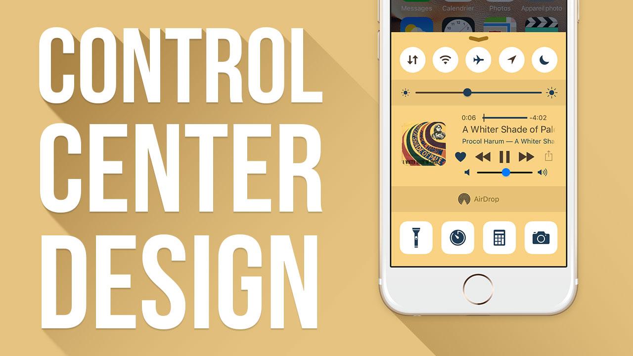 Miniature3 [Vidéo] Modifier lapparence de la musique dans le Control Center