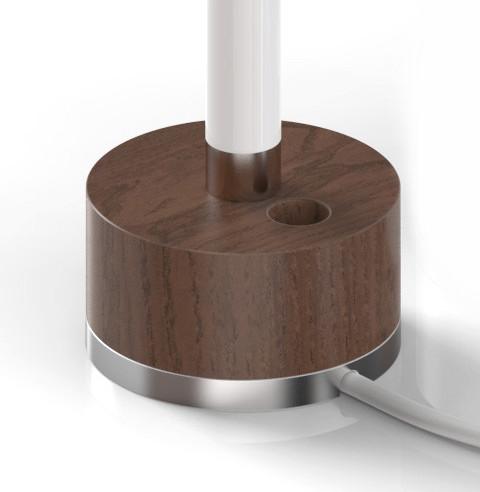 l 39 apple pencil a droit son propre dock de recharge appsystem. Black Bedroom Furniture Sets. Home Design Ideas