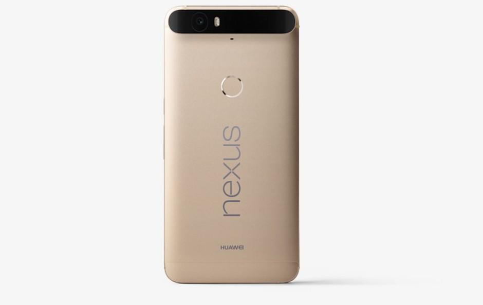 Nexus 6P gold back 940x594 Google voudrait concevoir ses propres puces, comme Apple