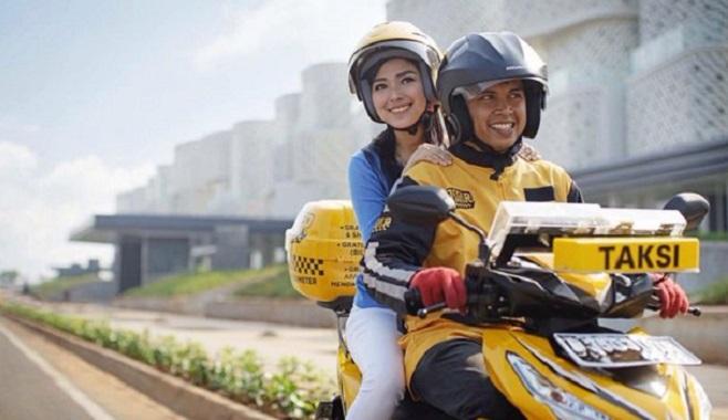 UberJEK 1 Insolite : une app iOS pour éviter les motos taxis mal odorants en Indonésie