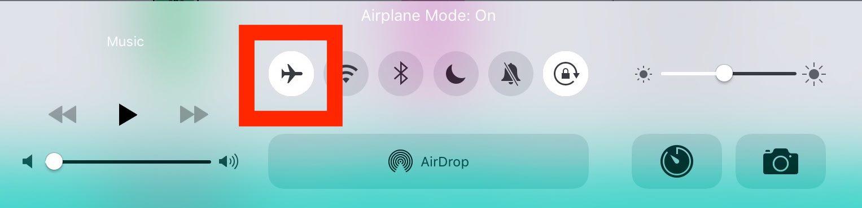 airplane ipad pro Un bug fait planter liPad Pro après une heure de recharge !